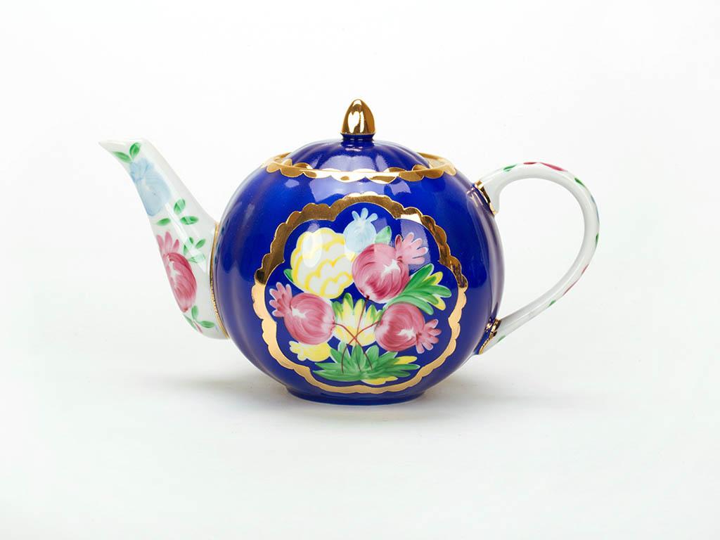 Фото Сервиз чайный Дулево Тюльпан Красавица, 15 предметов