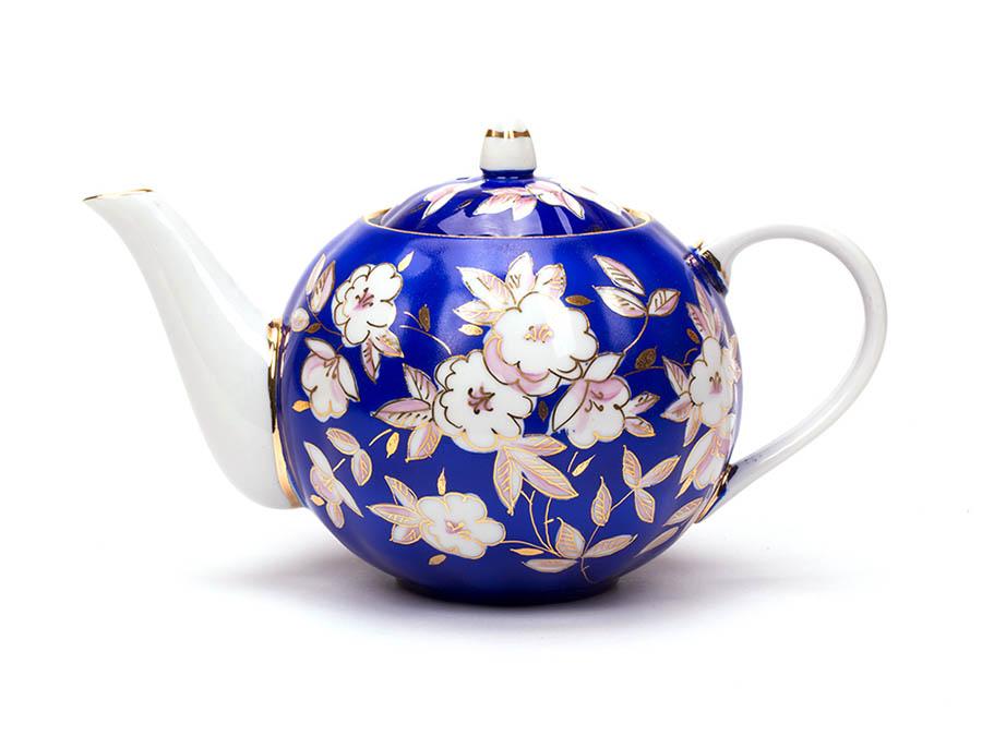 Фото Сервиз чайный Дулево Тюльпан Яблоневый цвет, 15 предметов