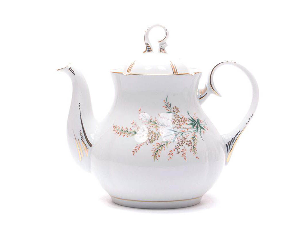 Фото Сервиз чайно-кофейный Дулево Аппетитный Нина, 29 предметов
