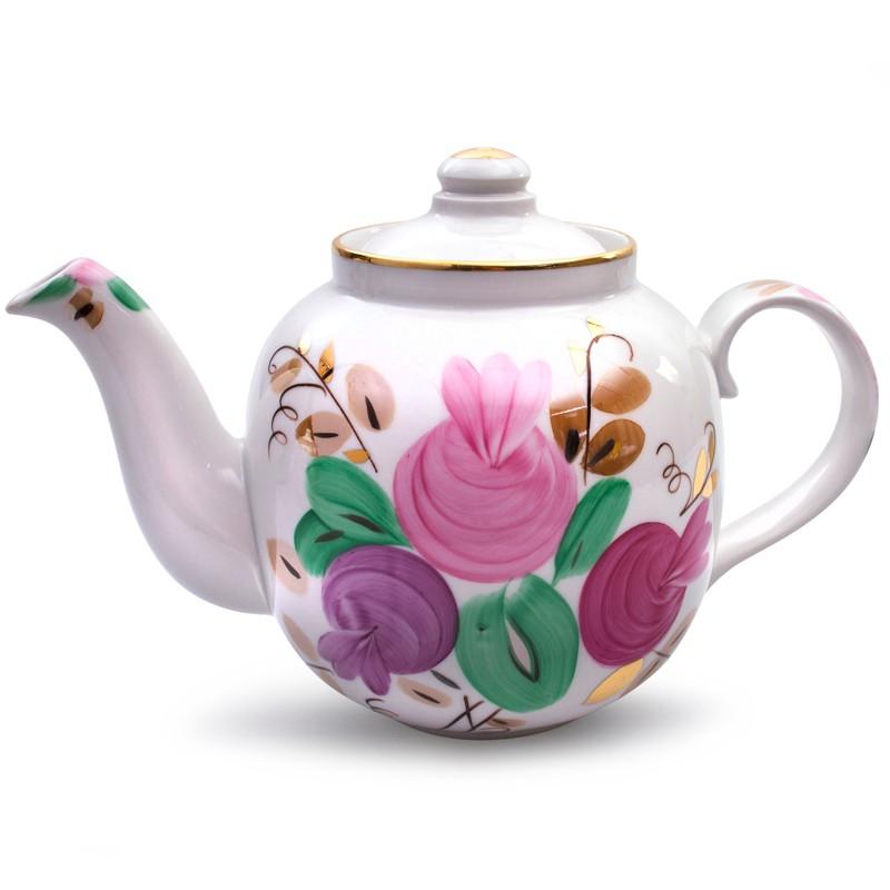 Фото Набор чайников Янтарь Агашка - 3 шт.