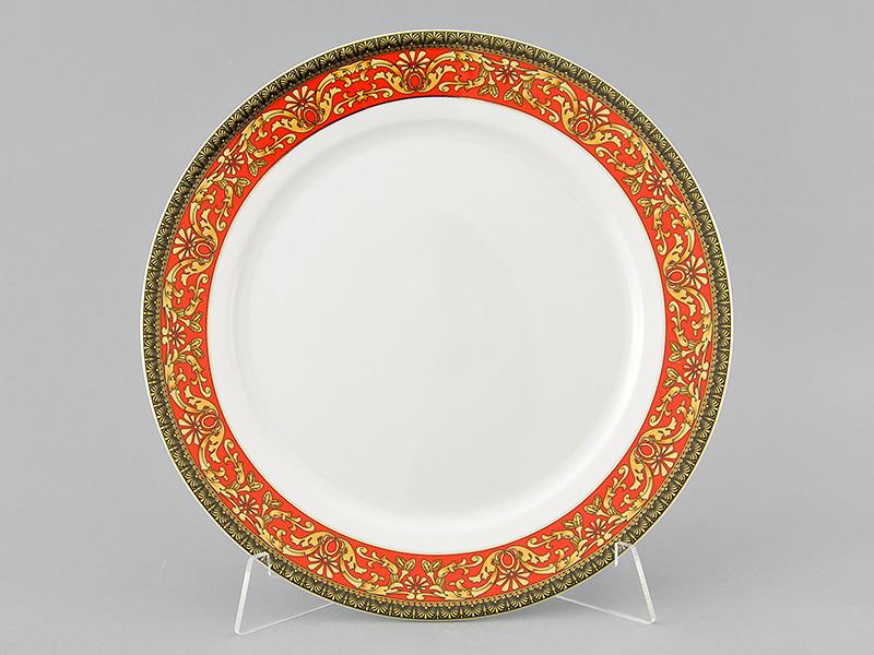 Фото Блюдо круглое мелкое 30 см, Форма Сабина Милан