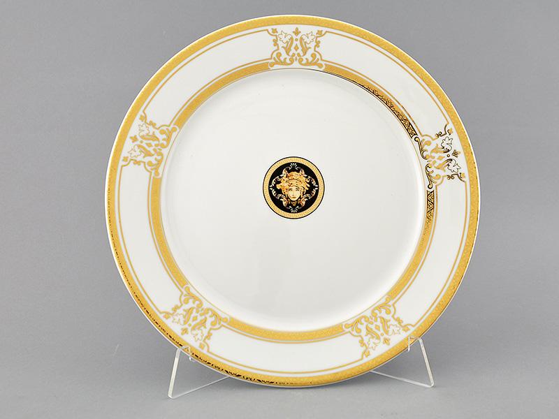 Фото Блюдо круглое мелкое 30 см, Форма Сабина Венеция антик