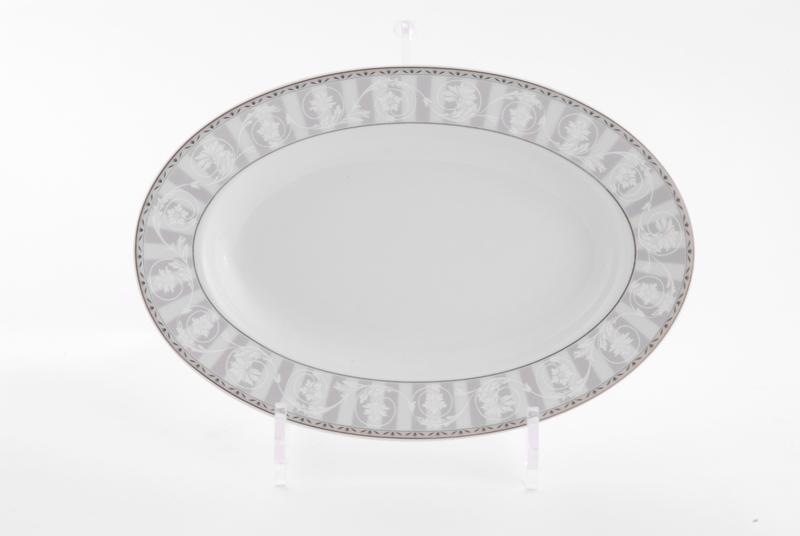 Фото Блюдо овальное 35 см, Форма Сабина Уэльс