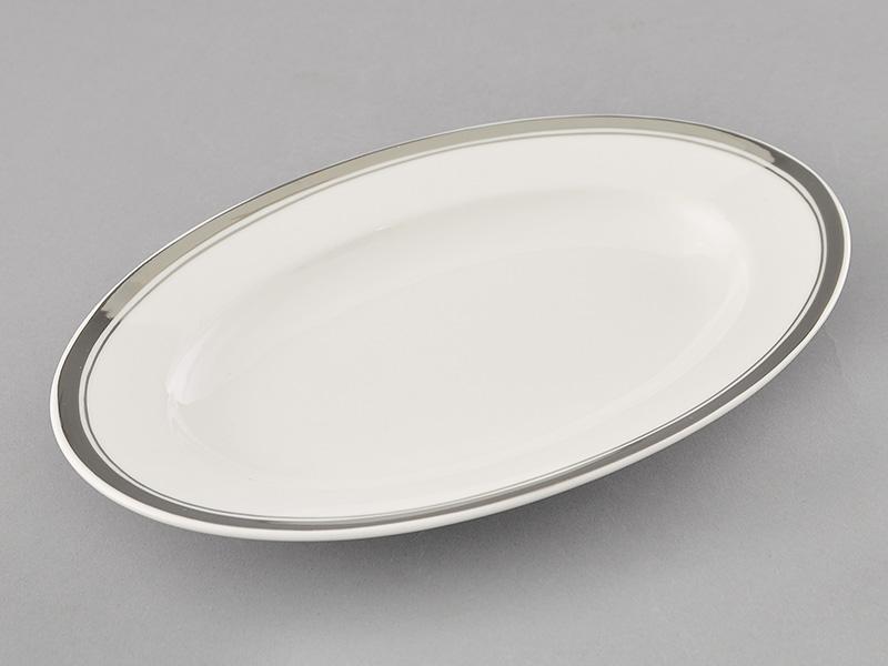 Фото Блюдо для гарнира овальное 22 см, Форма Сабина Айсберг