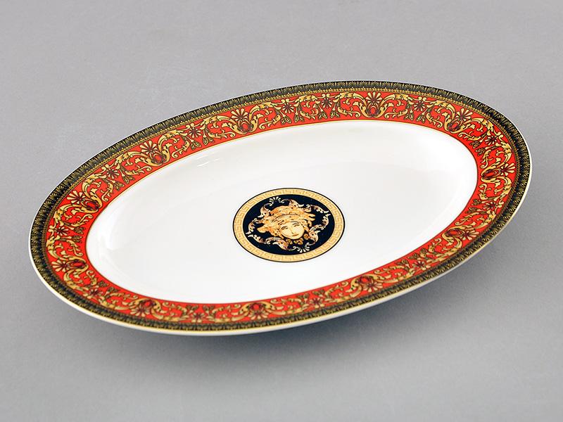 Фото Блюдо для гарнира овальное 22 см, Форма Сабина Милан антик