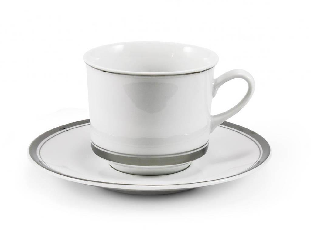 Фото Набор из двух чайных пар 200 мл, Форма Сабина Айсберг