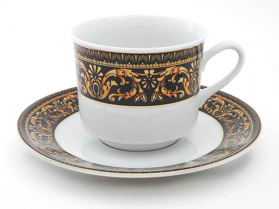 Фото Набор из двух чайных пар 200 мл, Форма Сабина Флоренция антик