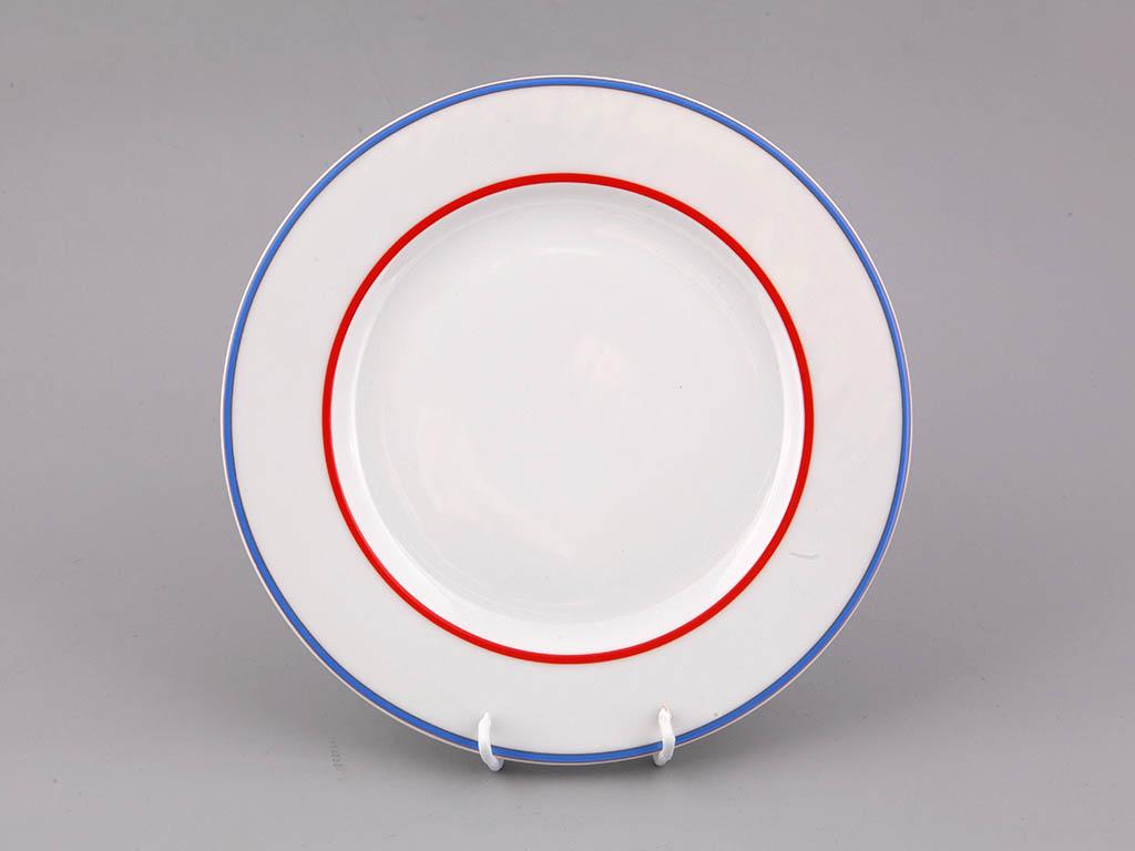 Фото Набор тарелок мелких Леандер 25 см 6 шт, Форма Сабина Самарканд