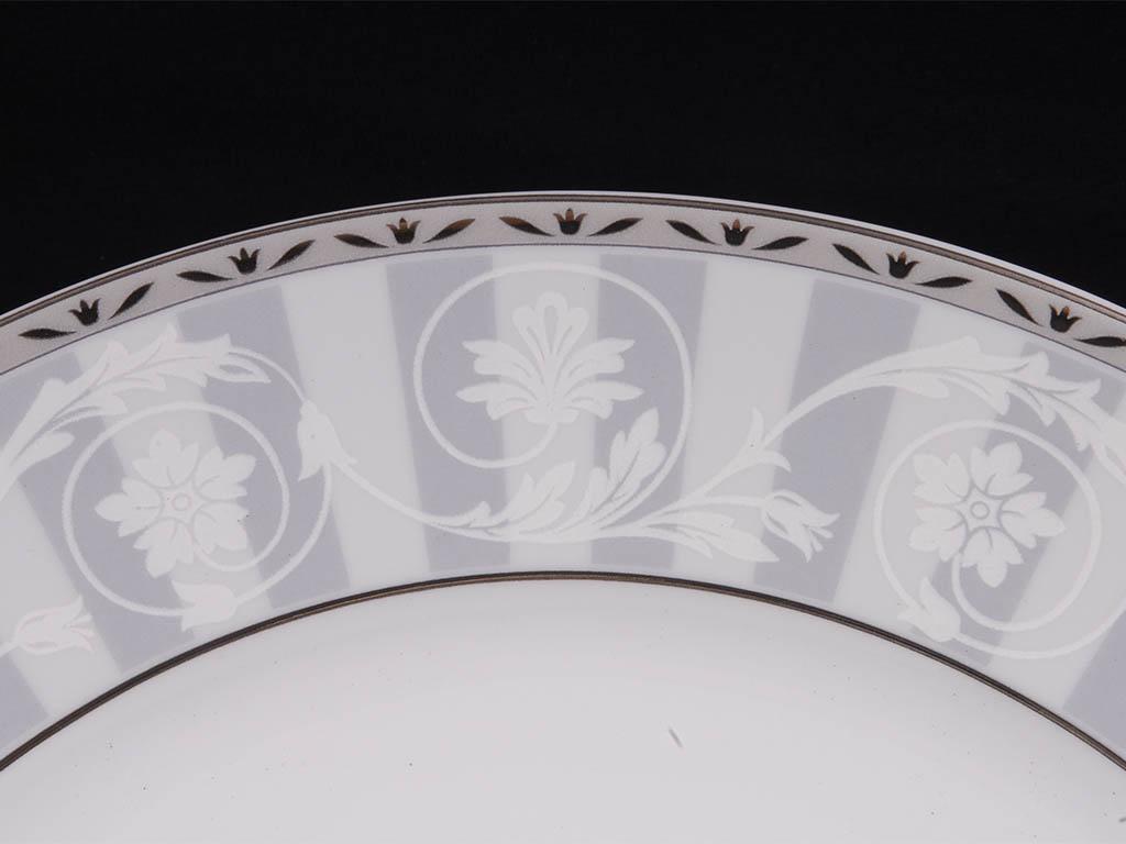 Фото Набор десертных тарелок Леандер 19 см 6 шт, Форма Сабина Уэльс