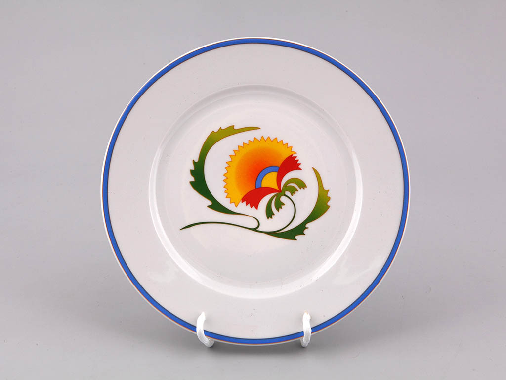 Фото Набор десертных тарелок Леандер 19 см 6 шт, Форма Сабина Самарканд