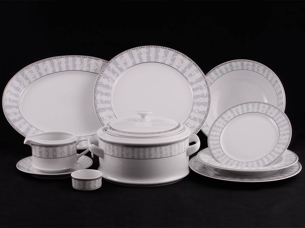 Фото Сервиз столовый Леандер 25 предметов на 6 персон, Форма Сабина Уэльс