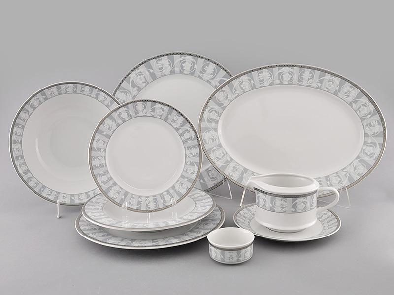 Фото Сервиз столовый Леандер 24 предмета на 6 персон, без супницы, Форма Сабина Уэльс