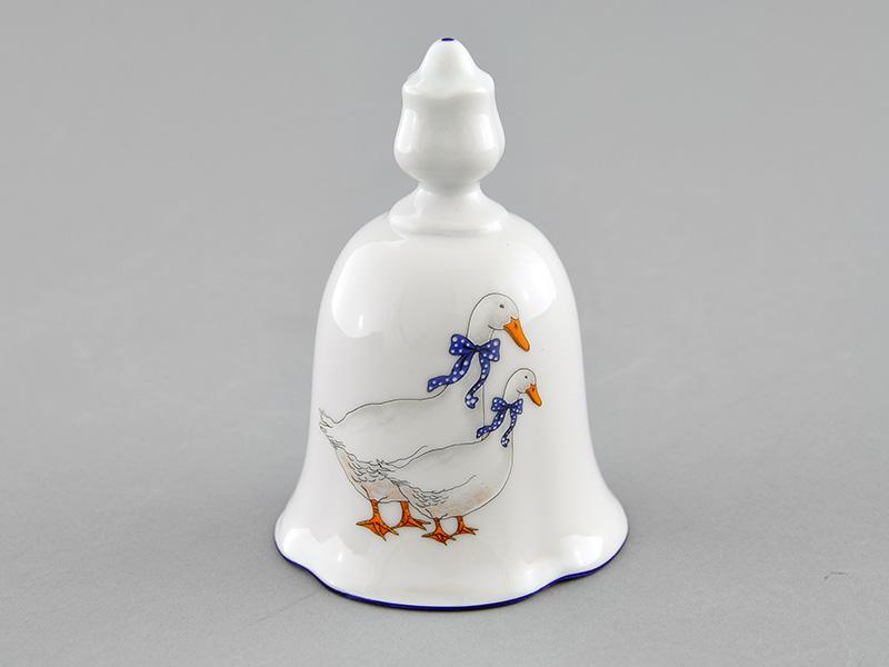 Фото Колокольчик 10,5 см Форма Мэри-Энн Чешские гуси
