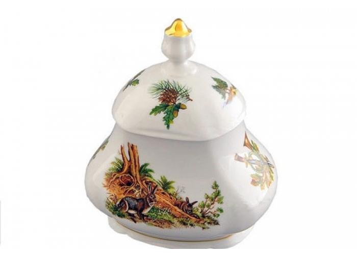 Фото Шкатулка для чайных пакетиков 650 мл Форма Мэри-Энн Охотничий