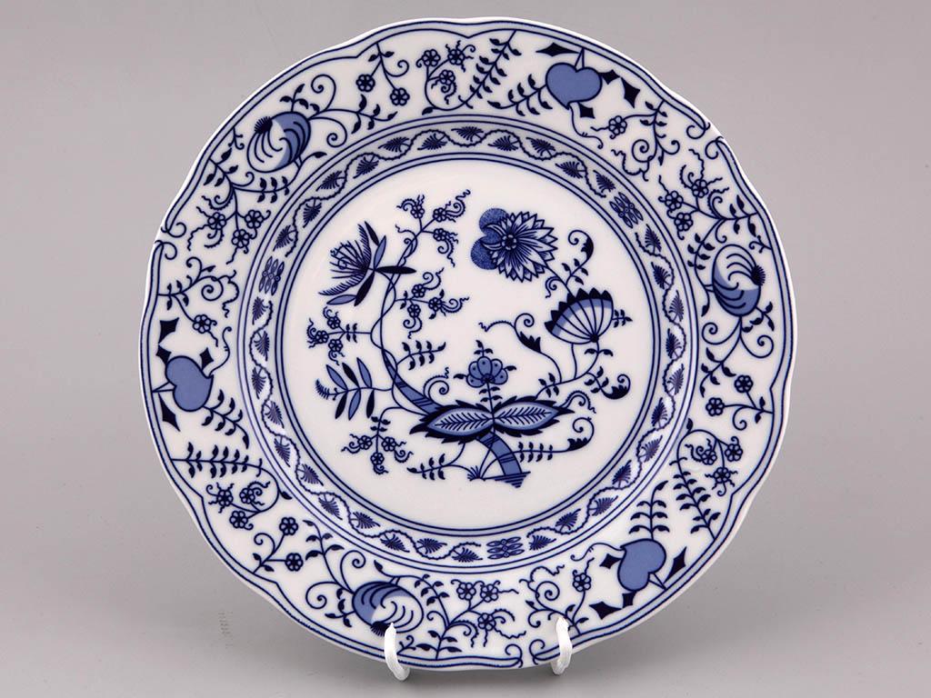 Фото Набор мелких тарелок 25 см 6 шт, Форма Мэри-Энн Вальдорф