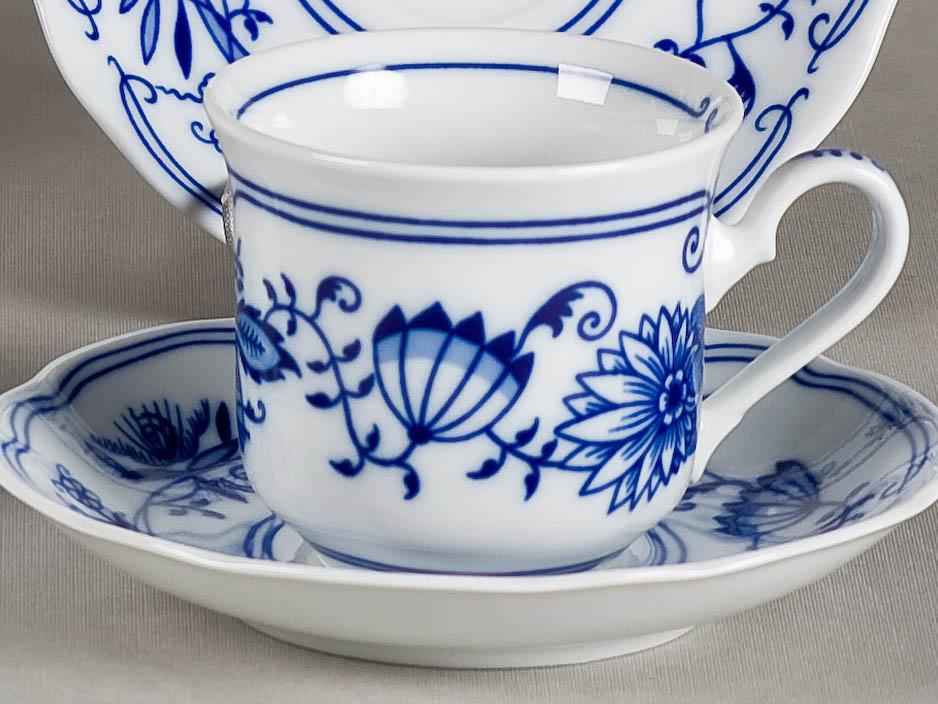 Фото Набор чашек с блюдцем 200 мл, 6 шт Форма Мэри-Энн Вальдорф