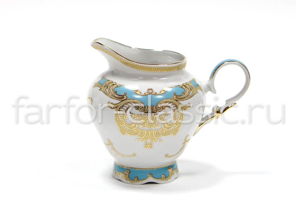 Фото Сервиз чайный Дулево Агат Купчиха, 15 предметов