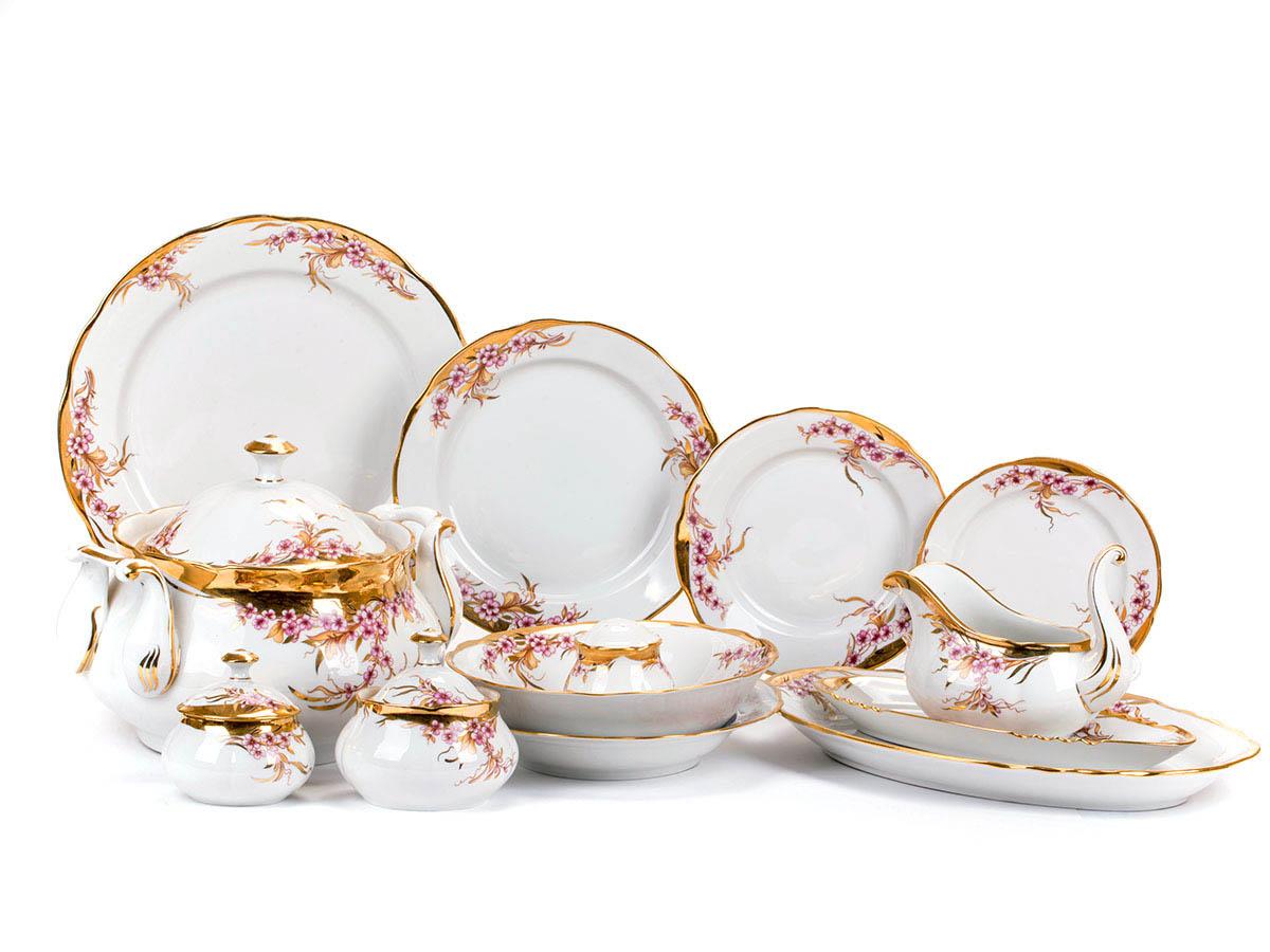 Фото Сервиз столовый Дулево Праздничный, 29 предметов на 6 персон