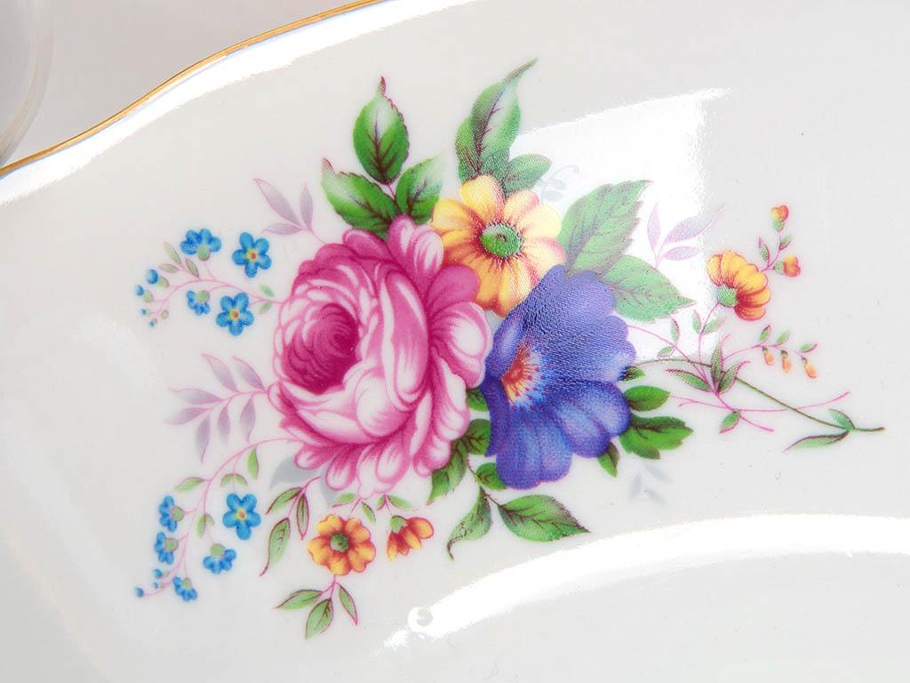 Фото Сервиз столовый Дулево Английский сад, 29 предметов на 6 персон