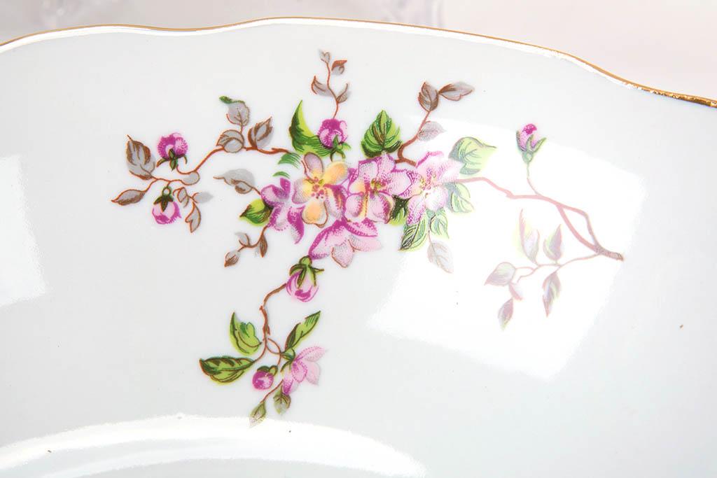 Фото Сервиз столовый Дулево Цветение, форма Аппетитный, 29 предметов на 6 персон