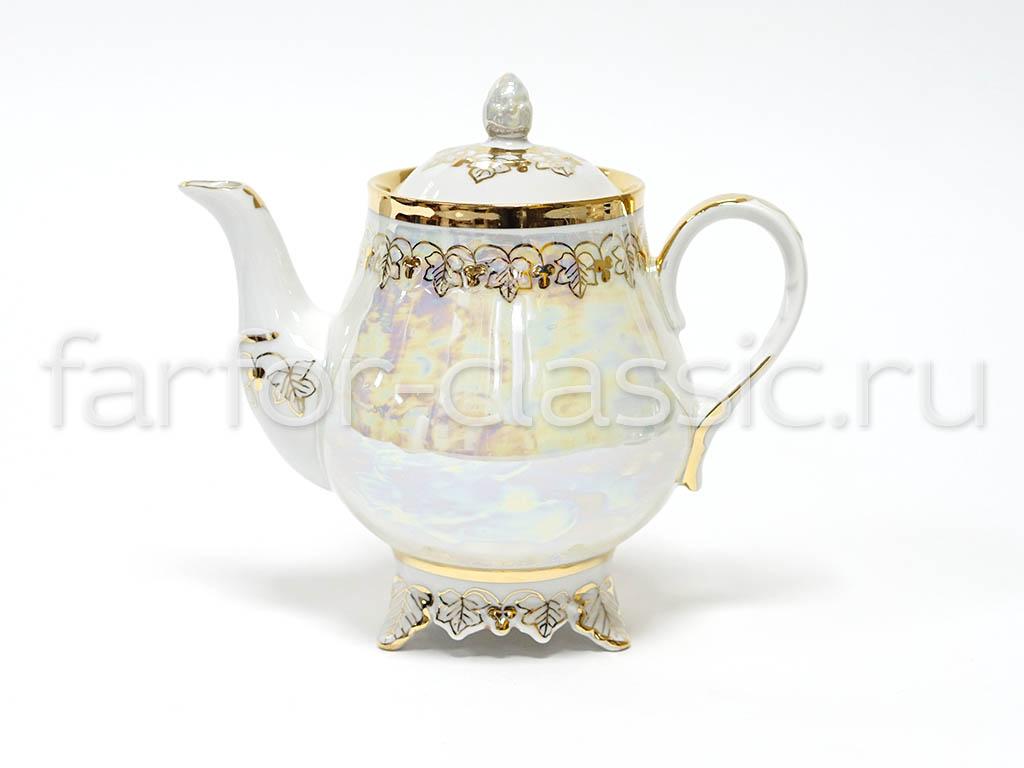 Фото Сервиз чайный Дулево Виноградная лоза Морозко, 16 предметов