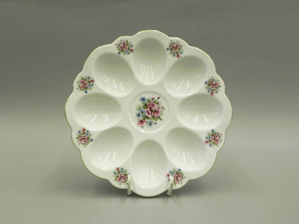 Фото Поднос для яиц Леандер Форма Соната Полевые цветы