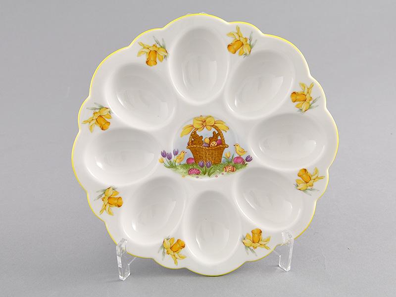 Фото Поднос для яиц Пасхальный Заяц Форма Мэри-Энн