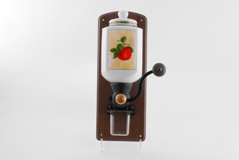 Фото Мельница для кофе настенная Форма Мэри-Энн Фрукты
