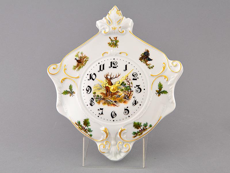 Фото Часы настенные 27 см Форма Мэри-Энн Охотничий
