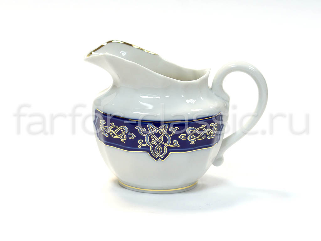 Фото Сервиз чайный Францъ Гарднеръ Ампир Византия, 15 предметов