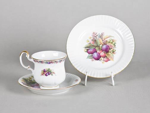 Фото Сервиз для завтрака 3 предмета 250 мл Форма Моника Тоскана