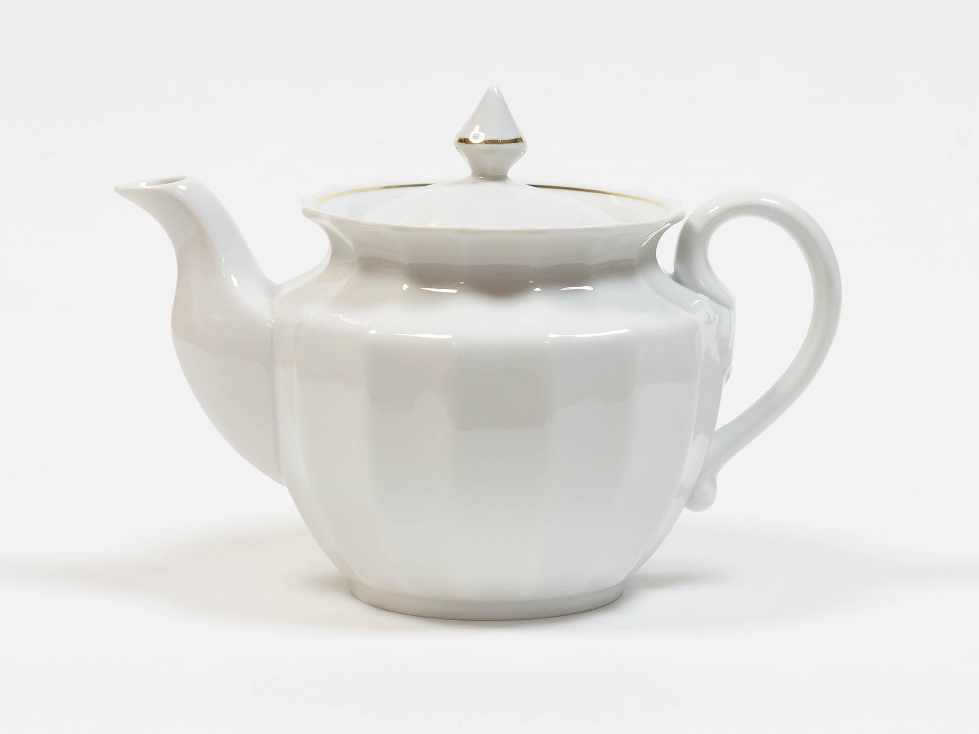 Фото Сервиз чайный Золотая Лента 15 предметов Ампир