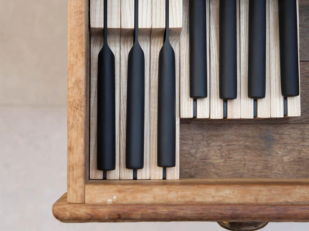 Фото Органайзер для хранения ножей 38,5 см Ron