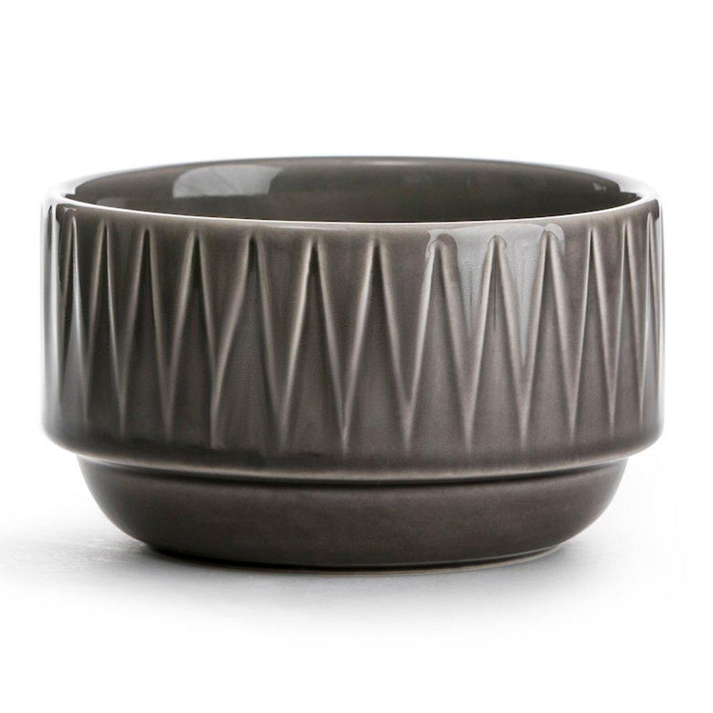 Фото Салатник SagaForm Coffee and More 12 см серый