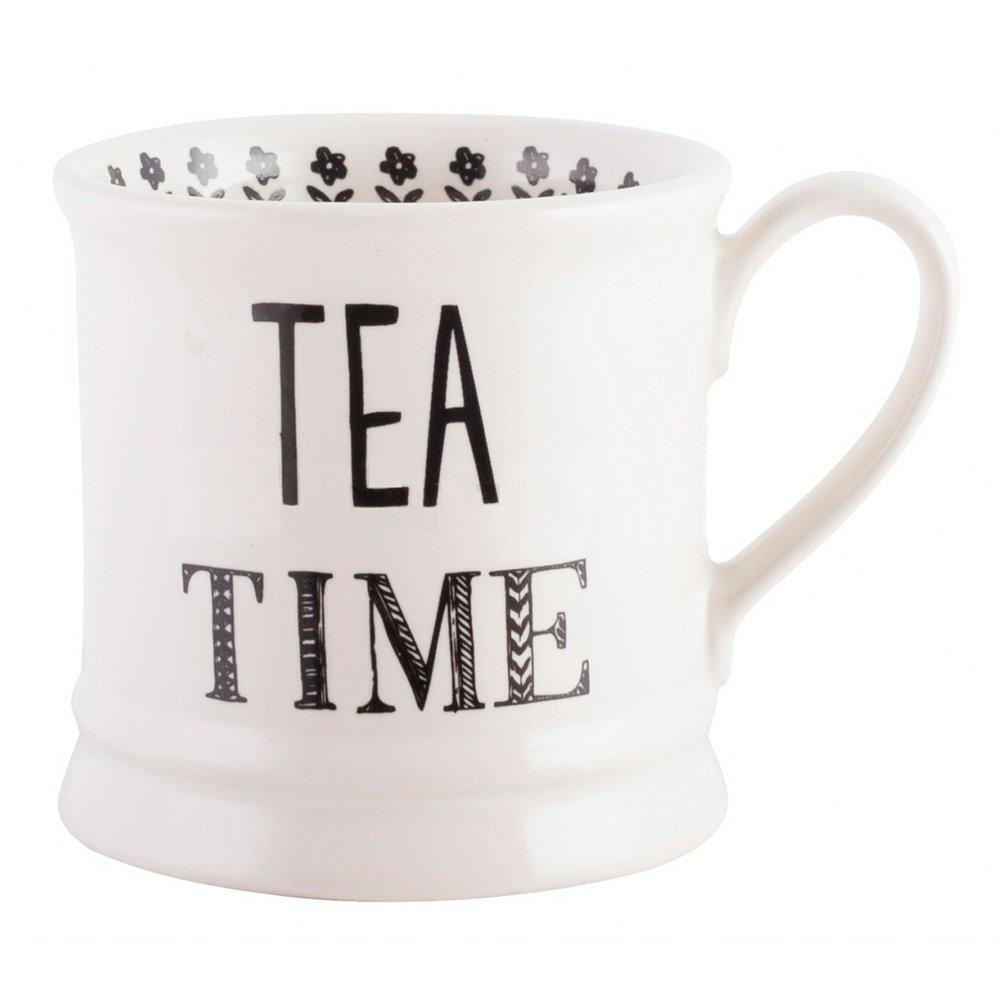 Фото Кружка Kitchen Craft 280 мл Tea time Stir it up
