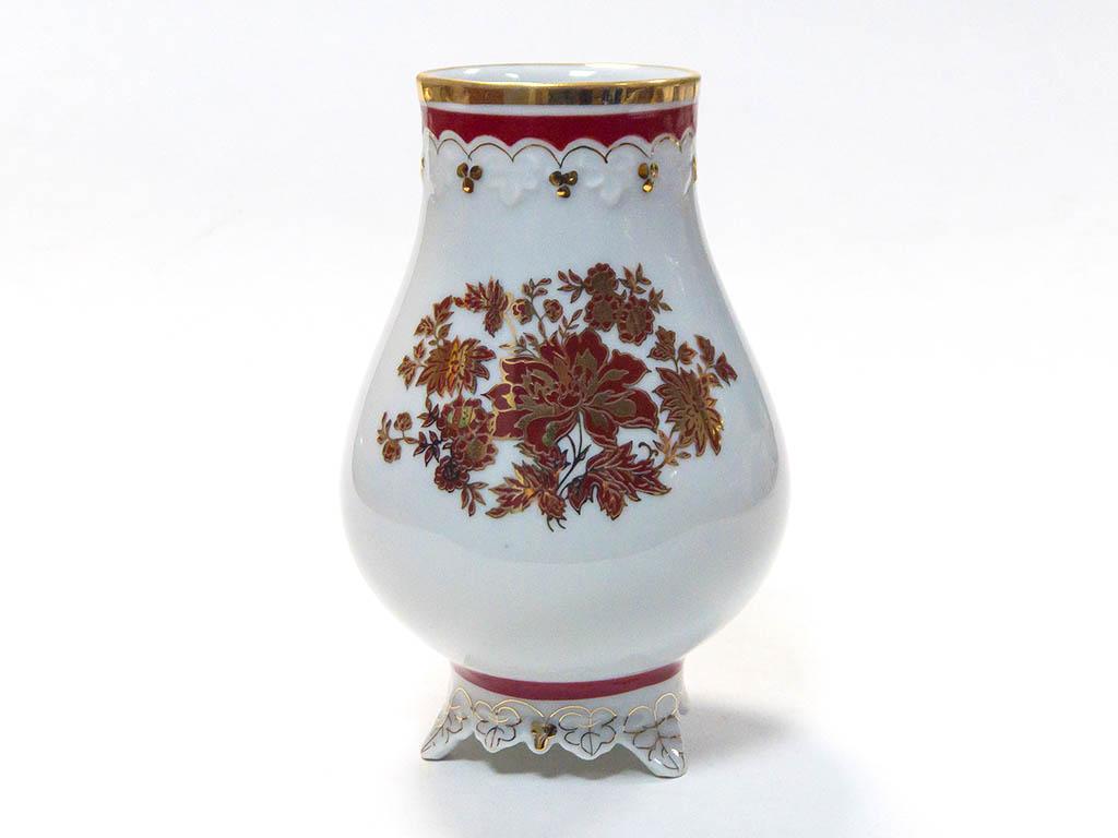Фото Ваза для цветов Виноградная лоза Золотой букетик