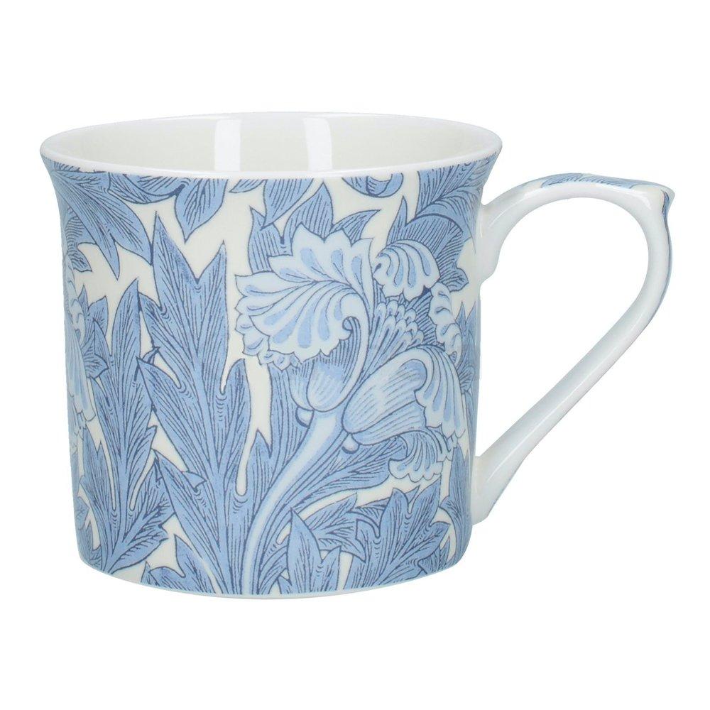 Фото Кружка Kitchen Craft Голубые тюльпаны VnA 300 мл