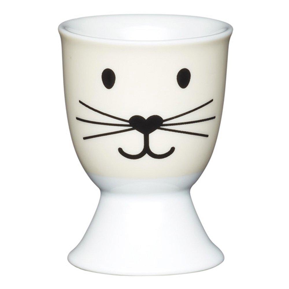 Фото Подставка для яйца Kitchen Craft Cat Face