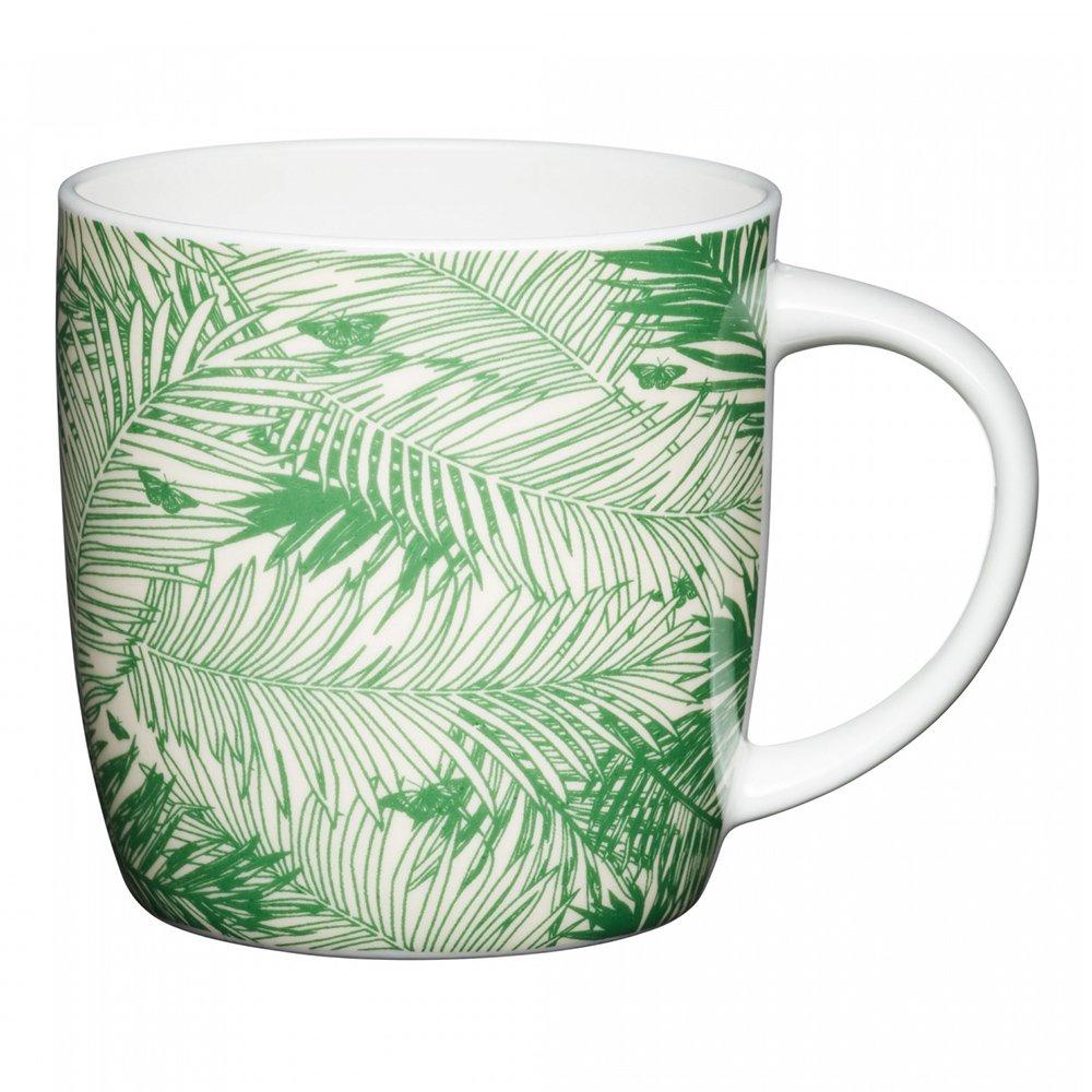 Фото Кружка Kitchen Craft Пальмы 425 мл