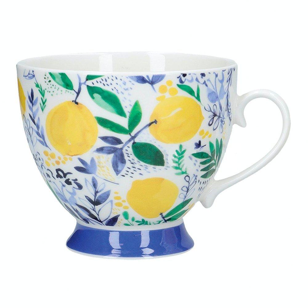Фото Чашка 400 мл Kitchen Craft Sweet lemon
