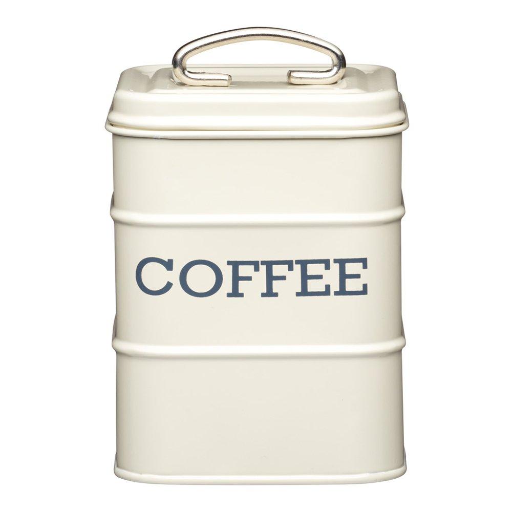Фото Банка для хранения кофе Kitchen Craft Living Nostalgia кремовый