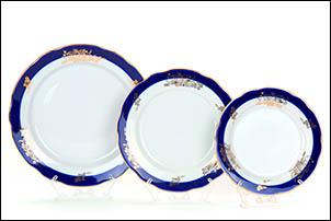 Наборы тарелок Дулево